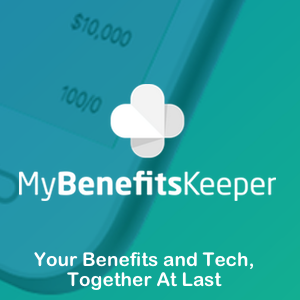my benefits keeper logo